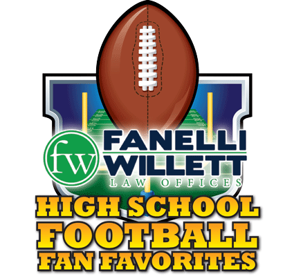 Fanelli Willet High School Football Fan Favorites
